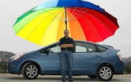 Как защитить салон автомобиля от жары в летнее время